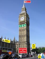 UK Safety Sign Law - Big Ben gets signed